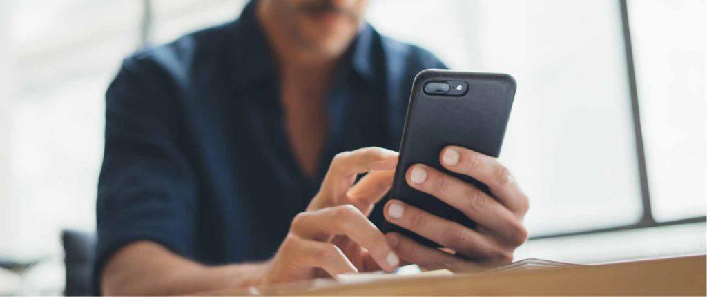 Beldesk-Smartphone